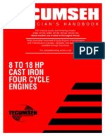 Tecumseh Cast-Iron Engines Service Information