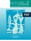 Women and Water