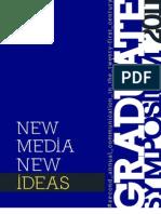 2011 Graduate Symposium Program