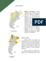 Modelos de Desarrollo Territorial