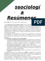 Psicosociologia