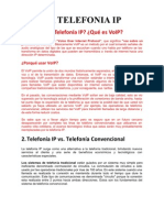 Telefonia IP (monografia)