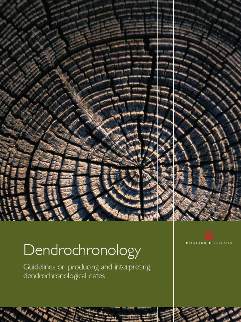 Crossdating dendrochronology worksheets