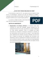 Relatório - Visita Técnica CAMAP