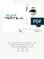 Dossier Adiateatro Web