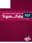 Ethical Girl's Guide to Being Vegan and Fabulous