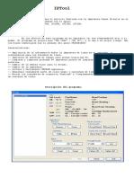 Manual de Uso del Programa en Español