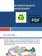 UNIT-8 Air and Water Quality Management in India Auto Saved]