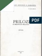 Handzic, Rudnici u Bosni u Drugoj Polovini XV St...
