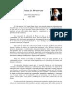 Paulo Freire in Memoriam