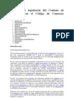 La falta de legislación del Contrato de Franquicia en el Código de Comercio Boliviano