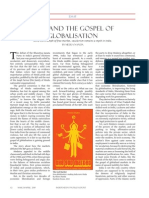 God and the gospel of globalisation