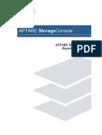 APTARE Storage Console UserGuide