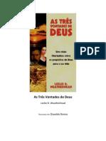 6549660 Evangelico Leslie d Weat as Tres Vontades de Deus Rev