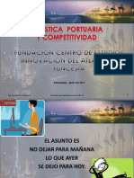 Logistica Portuaria y Competitividad