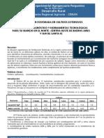 Fertilizacion Fosforada Cultivos Extensivos