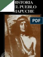 Bengoa, José - Historia del Pueblo Mapuche
