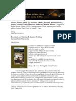 Giroux - La Inocencia Robada- Juventud Multinacionales y Politica Cultural