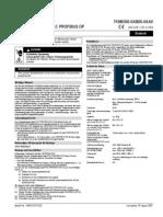 Modulo Profibus Dp Sentron Pac3200