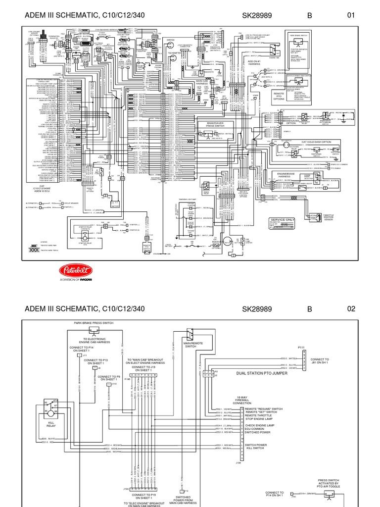 adem iii schematic 2010 Equinox ECM Wiring Diagram at Perkins 1300 Series Ecm Wiring Diagram