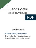 8a Salud Laboral-Riesgos Ocupacionales 8A
