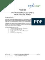 Requisitos ( 2 ° parte )