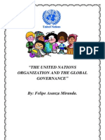 The United Nations Organization and the Global Governance