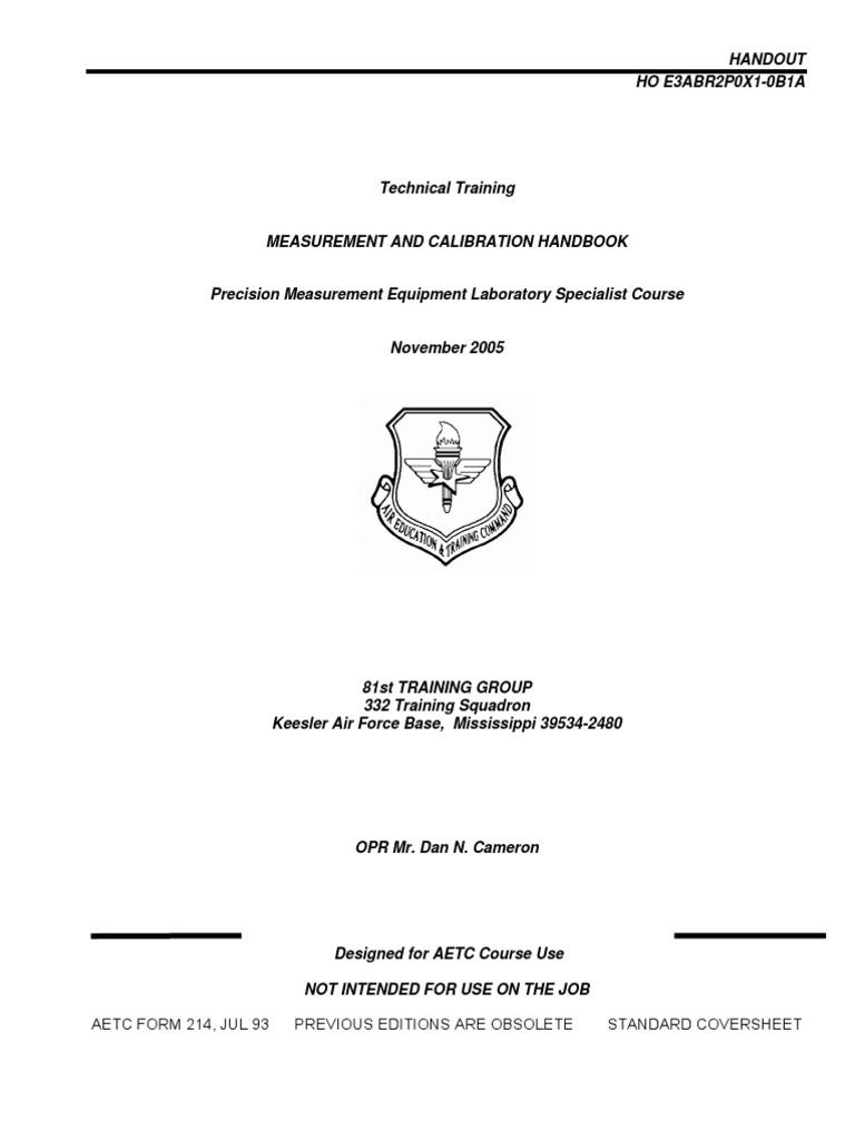 Metrology Handbook Significant Figures Trigonometric Functions Singletube Quartz Crystal Oscillator Oscillatorcircuit Signal