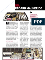 PU 6 Autopsia Motherboard Malherido