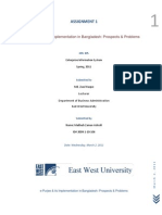 e-Purjee & its Implementation in Bangladesh Prospects & Problems