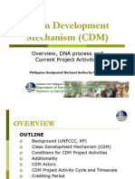 Clean Development Mechanism (CDM) Overview