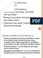5. Model Dan Strategi Komunikasi 2010
