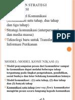5. Model Dan Strategi Komunikasi 2010