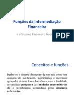Função da intermediação finaceira