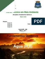 Fundamentos Quimicos SENAC