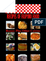 "Recipe Book With Cover ""Rey Ty"" (c) 2011"
