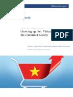 Vietnam Consumer Market Aug 2010