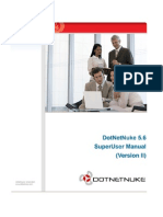 DNN561 SuperUserManual