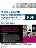 World Corporate Social Responsibility 2011