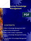 Knowledge Management.
