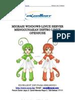 Panduan Instalasi Opensuse 11 2 Versi Server Gui