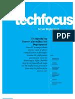 TechFocus Server Deployment