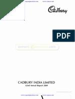 Cadbury India Ltd 2009