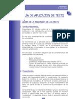 _GUÍA.APLICACION TEST