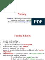 6 Naming