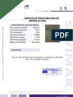 Sierra Elvira Informe Tecnico - Sevimar