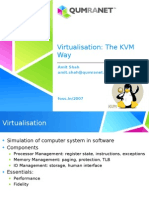 Virtual is at Ion the KVM Way 357