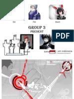 Group 3 Etprof