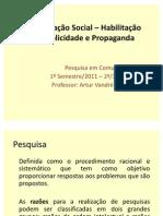 Comunicao Social Habilitao Em Publicidade e Propaganda