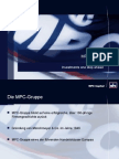 Praesentation  ppt Version MPC Capital AG